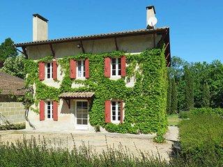 3 bedroom Villa in Montignac-de-Lauzun, Nouvelle-Aquitaine, France : ref 5443054