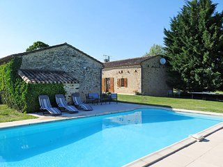 3 bedroom Villa in Lortal, Nouvelle-Aquitaine, France : ref 5443048
