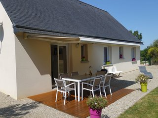 3 bedroom Villa in Run Daoulin, Brittany, France : ref 5556064