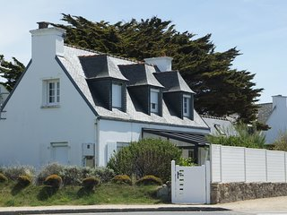 3 bedroom Villa in Locquirec, Brittany, France : ref 5541241