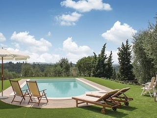 3 bedroom Apartment in Collelungo, Tuscany, Italy - 5540395