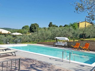 3 bedroom Apartment in Battifolle, Tuscany, Italy - 5651013