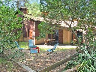 2 bedroom Villa in Lacanau-Océan, Nouvelle-Aquitaine, France : ref 5434879