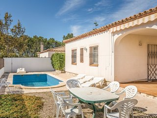 3 bedroom Villa in Las Tres Cales, Catalonia, Spain : ref 5579478