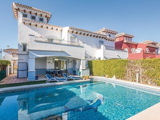 2 bedroom Villa in La Manga del Mar Menor, Murcia, Spain : ref 5551913
