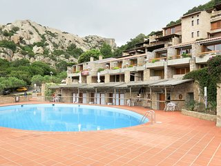 1 bedroom Apartment in Baja Sardinia, Sardinia, Italy : ref 5646648