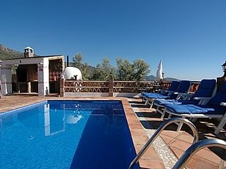 Frigiliana Villa Sleeps 4 - 5080306