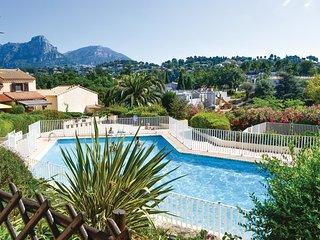 3 bedroom Villa in Vence, Provence-Alpes-Cote d'Azur, France : ref 5541047