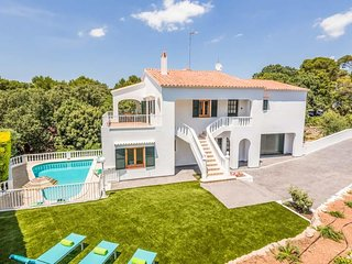 6 bedroom Villa in Cala Galdana, Balearic Islands, Spain : ref 5334747