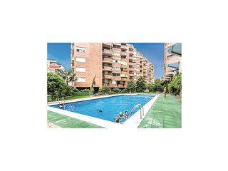 4 bedroom Apartment in Premia de Mar, Catalonia, Spain : ref 5549808