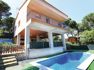 3 bedroom Villa in Tordera, Catalonia, Spain : ref 5647755