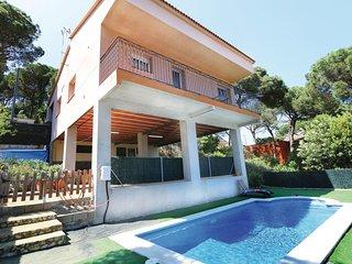3 bedroom Villa in Tordera, Catalonia, Spain : ref 5647755