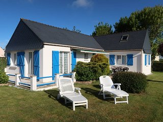 3 bedroom Villa in Telgruc-sur-Mer, Brittany, France : ref 5438431