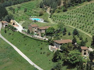 2 bedroom Apartment in Dicomano, Tuscany, Italy : ref 5241490