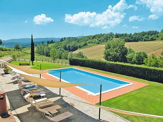 2 bedroom Apartment in Reggello, Tuscany, Italy : ref 5446697