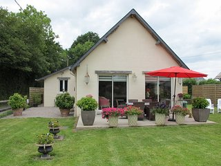 3 bedroom Villa in Branville, Normandy, France : ref 5441942