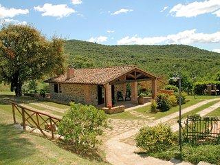 2 bedroom Villa in Popoltaio-Schiacciato, Umbria, Italy : ref 5517887