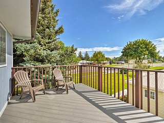 NEW! Cozy Rigby Apartment Near Lake & Yellowstone!