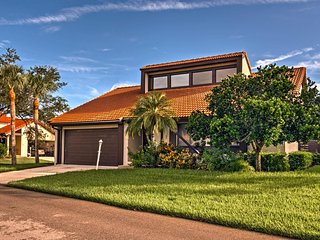 NEW! Nokomis Resort Home w/Lanai - 1 Mile to Beach
