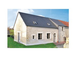 5 bedroom Villa in Les Veys, Normandy, France : ref 5522345