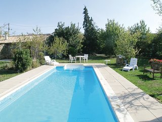 2 bedroom Villa in Messe, Nouvelle-Aquitaine, France - 5522221