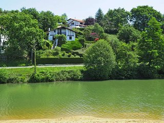4 bedroom Villa in Saint-Pee-sur-Nivelle, Nouvelle-Aquitaine, France : ref 54349