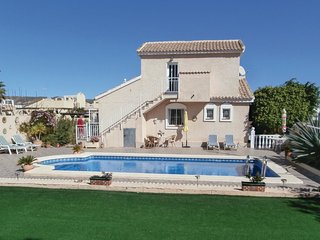 3 bedroom Villa in Camposol, Murcia, Spain : ref 5583337