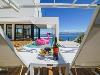 Modern five star villa with amazing view - Adriatic Luxury Villas W41