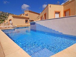 3 bedroom Apartment in Calpe, Valencia, Spain : ref 5435369
