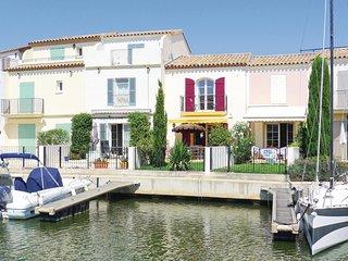 2 bedroom Villa in Aigues-Mortes, Occitania, France : ref 5539202