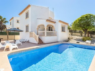 3 bedroom Villa in Benitachell, Valencia, Spain : ref 5046944