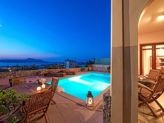 3 bedroom Villa in Plaka, Crete, Greece : ref 5550859