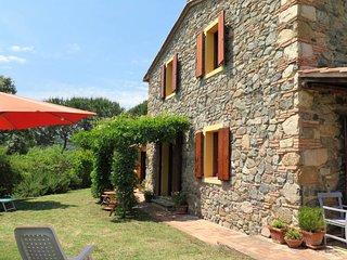 3 bedroom Villa in Riparbella, Tuscany, Italy : ref 5651202