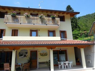 2 bedroom Apartment in Roppe, Friuli Venezia Giulia, Italy : ref 5557925