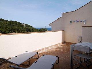 Tamariu Apartment Sleeps 3 with Air Con - 5425170