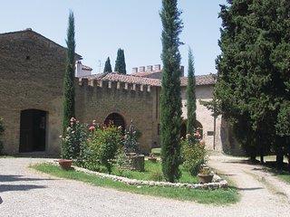 2 bedroom Apartment in Poppiano, Tuscany, Italy : ref 5667740