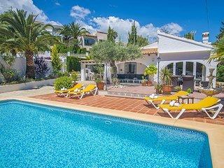 3 bedroom Villa in La Fustera, Valencia, Spain : ref 5644088