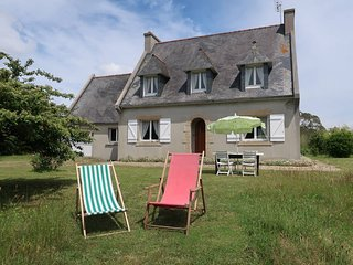 5 bedroom Villa in Plomeur, Brittany, France : ref 5438333
