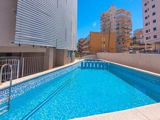 2 bedroom Apartment in Calpe, Valencia, Spain : ref 5047233