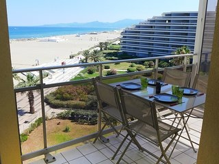 2 bedroom Apartment in Canet-Plage, Occitania, France : ref 5514056