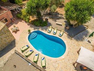 3 bedroom Villa in Cala Mesquida, Balearic Islands, Spain : ref 5503221