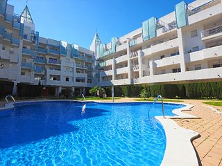 2 bedroom Apartment in Roses, Catalonia, Spain : ref 5364966