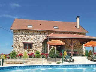 3 bedroom Villa in La Jarousse, Nouvelle-Aquitaine, France : ref 5538839