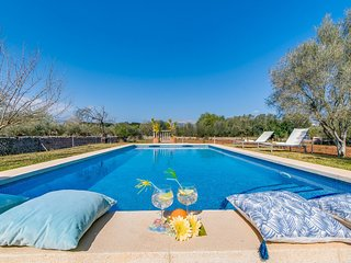 4 bedroom Villa in Búger, Balearic Islands, Spain : ref 5667367