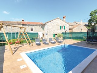 2 bedroom Villa in Bibici, Istria, Croatia : ref 5520014