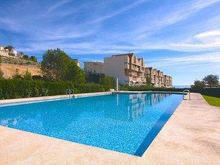 1 bedroom Apartment in Calpe, Valencia, Spain : ref 5047217