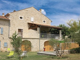 2 bedroom Villa in Barjac, Occitania, France : ref 5675979
