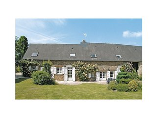 2 bedroom Villa in Saint-Leger-sur-Sarthe, Normandy, France : ref 5569955
