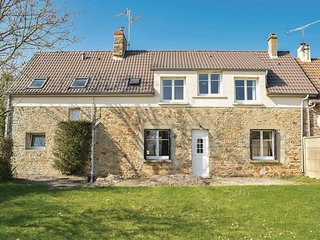 4 bedroom Villa in Saint-Germain-sur-Ay, Normandy, France : ref 5543869