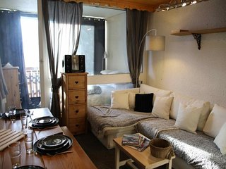 Rental Apartment Val Thorens, 2 rooms, 4 persons